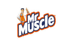 Mr Muscle Logo