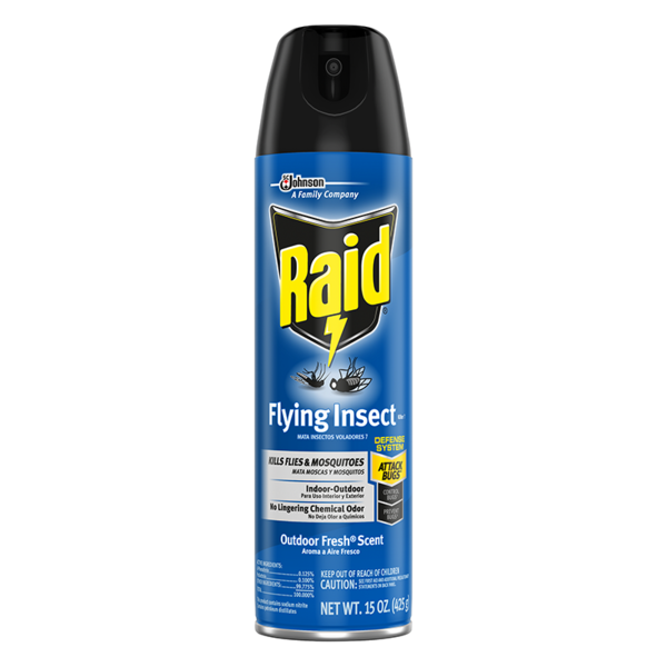 RAID® Flying Insect Killer 7