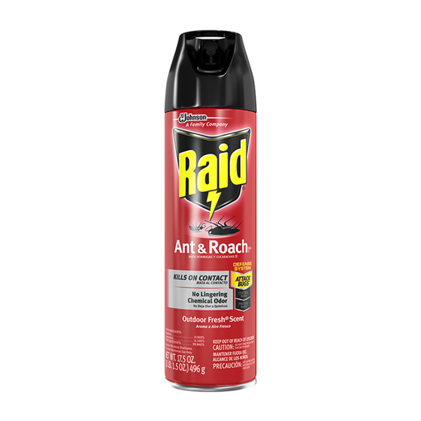 Raid® Ant & Roach Killer 26 Outdoor Fresh® Scent