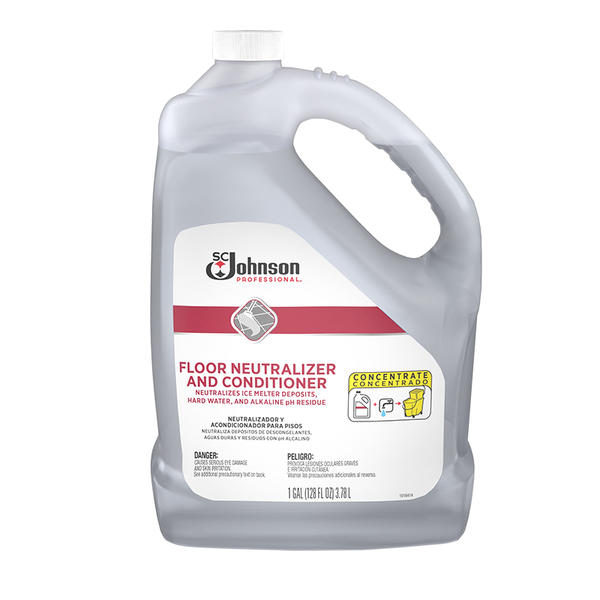 SC Johnson Professional® Floor Neutralizer and Conditioner