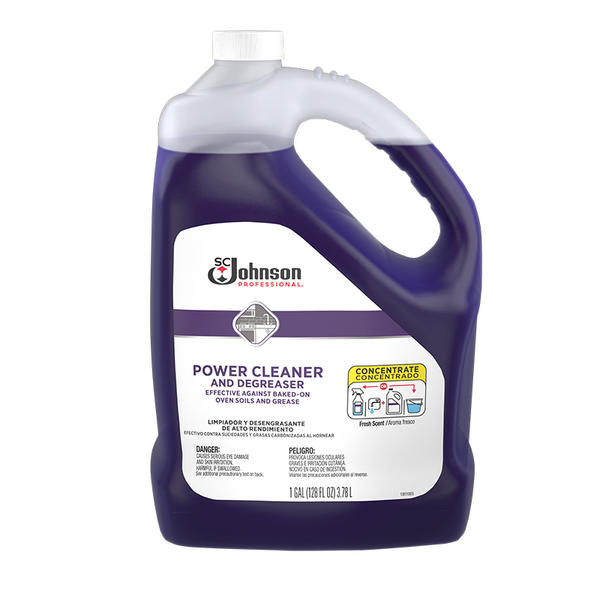 SC Johnson Professional® Power Cleaner and Degreaser
