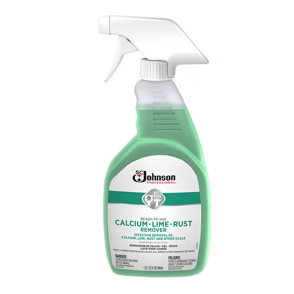 SC Johnson Professional® Restroom Calcium Lime Rust Remover