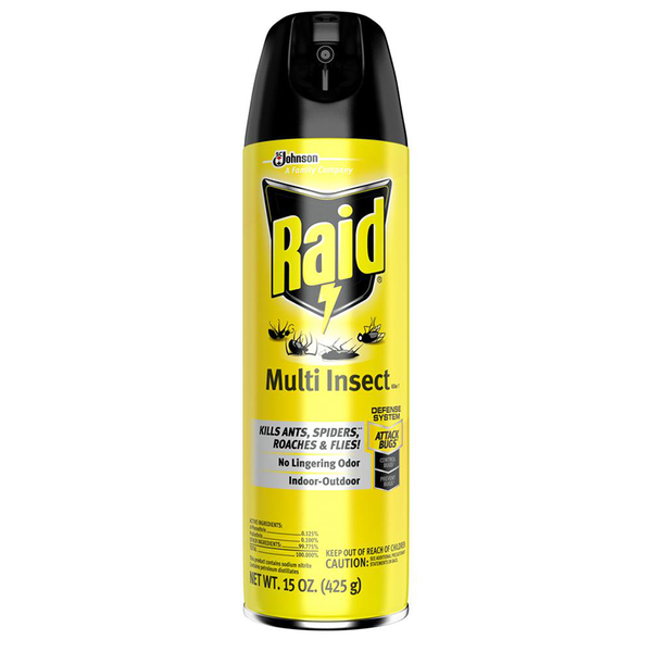 RAID® Multi Insect Killer 7