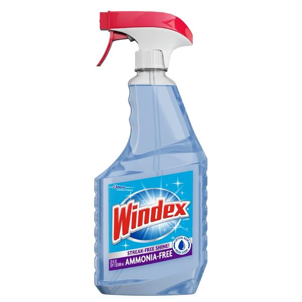 Windex® Crystal Rain® Glass Cleaner