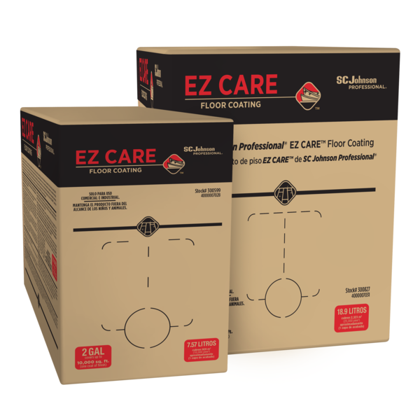EZ CARE Floor Coating