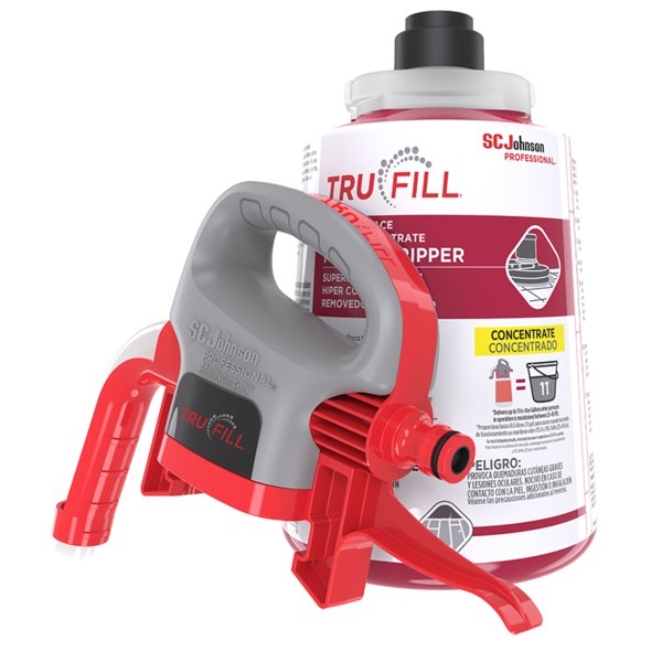TruFill® Hyper Concentrate Floor Stripper