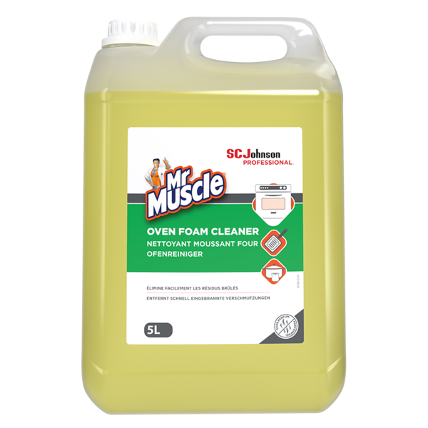 Mr Muscle® Ofenreiniger