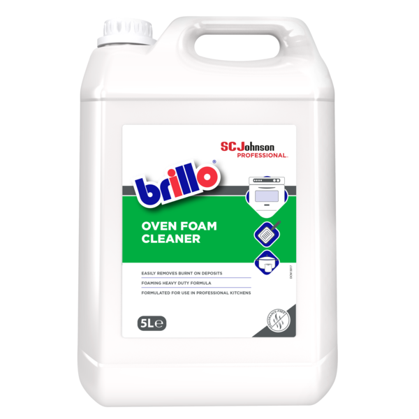 Brillo® Oven Foam Cleaner