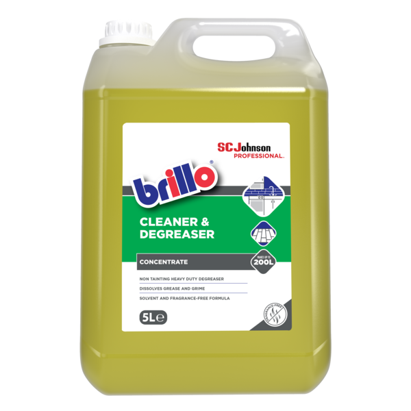 Brillo® Cleaner Degreaser