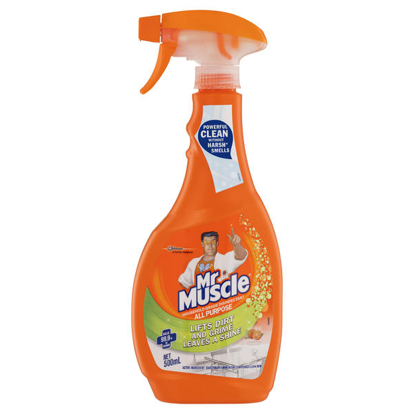 Mr Muscle® All Purpose Disinfectant 500ml