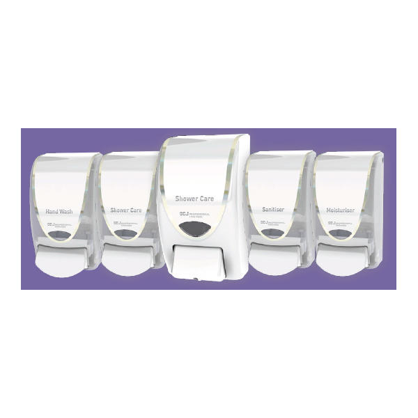 Aged Care 3-in1 Shower Care Dispenser
