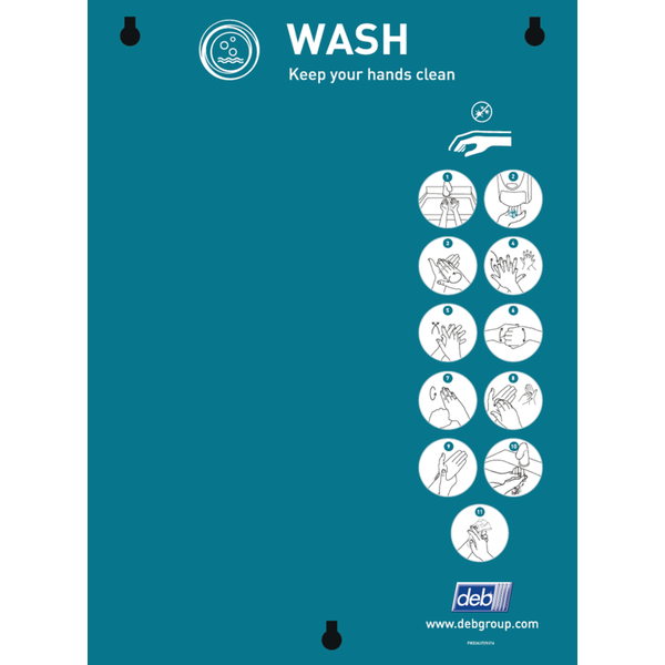 3 Dispenser WASH Board Only