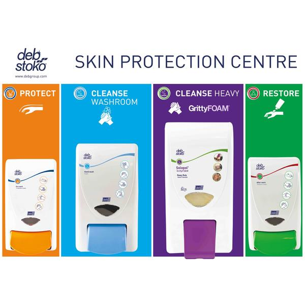 3-Step Skin Protection Centre - Large