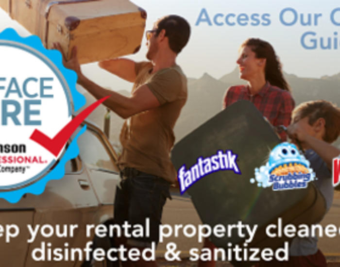 Vacation Rental Campaign Landing page