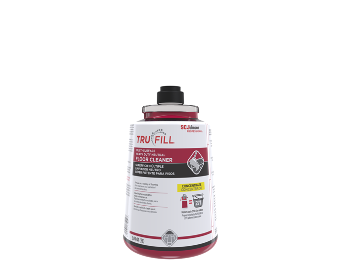 TRUFILL HD Neutral Floor Cleaner image