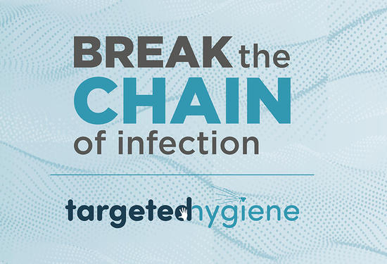 break the chain of infection targeted hygiene
