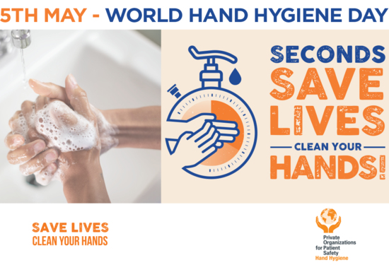 WORLD HANDWASHING DAY-WHO CAMPAIGN